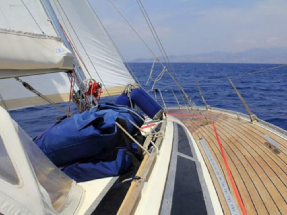 Yacht-Charter in Greece - Jeanneau Sun Kiss 45 auf SamBoat