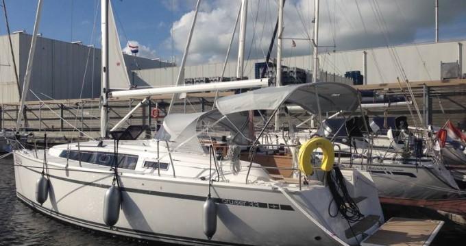 Segelboot mieten in Lemmer - Bavaria Cruiser 33