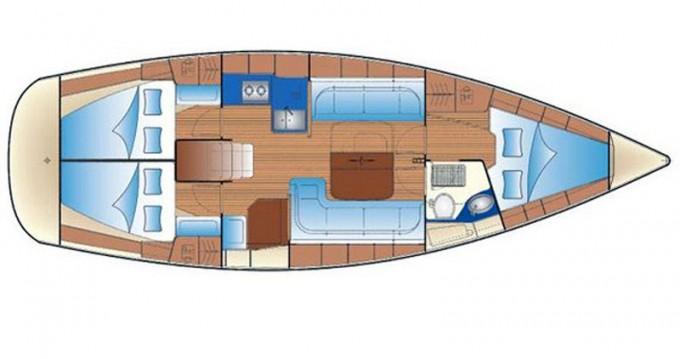 Bootsverleih Lemmer günstig Cruiser 37