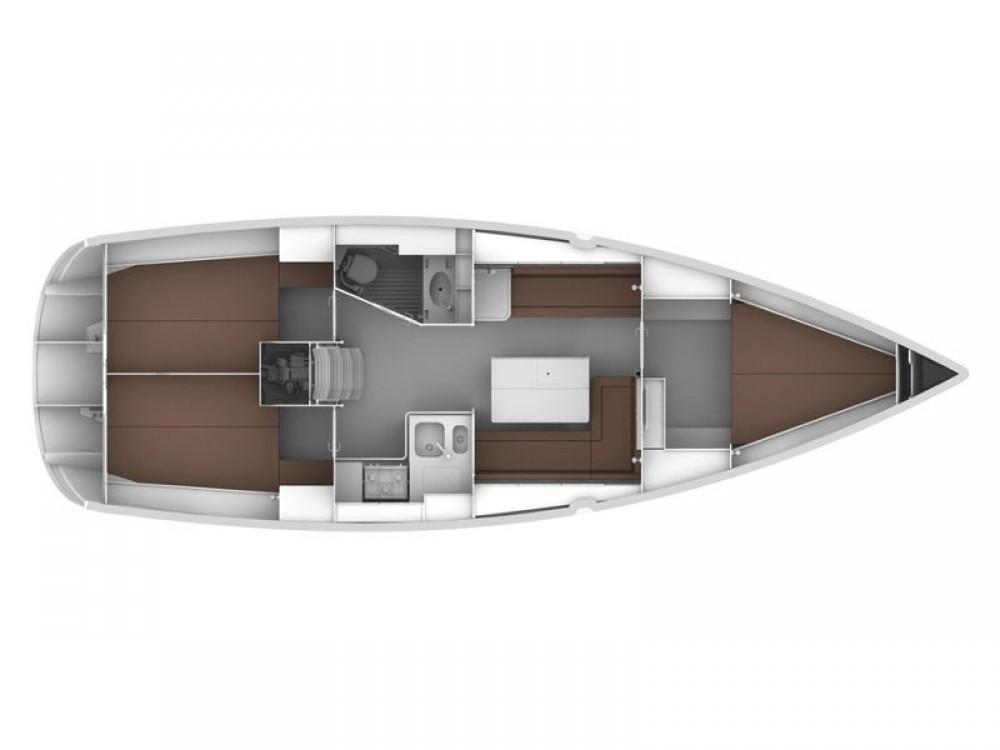 Bavaria Bavaria Cruiser 36  zwischen Privatpersonen und professionellem Anbieter Lemmer