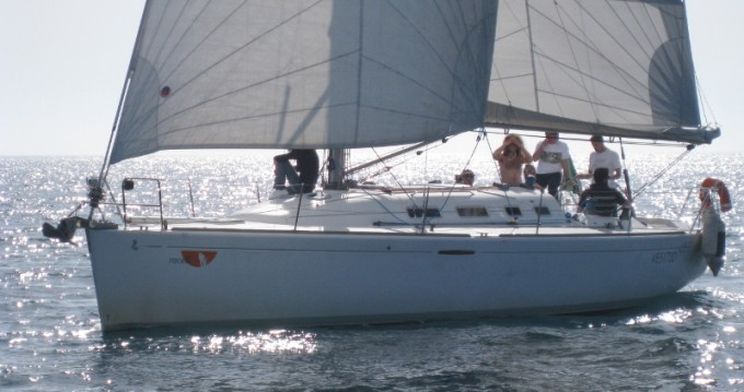 Ein Bénéteau First 40.7 mieten in Biograd na Moru