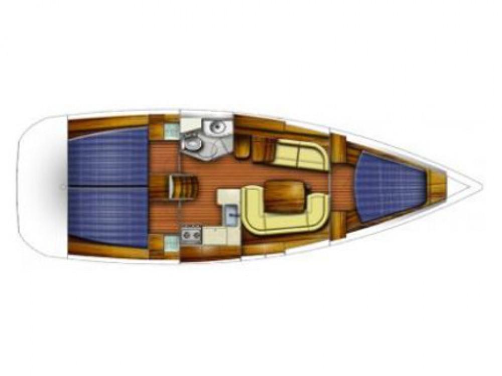 Segelboot mit oder ohne Skipper Jeanneau mieten in Biograd na Moru