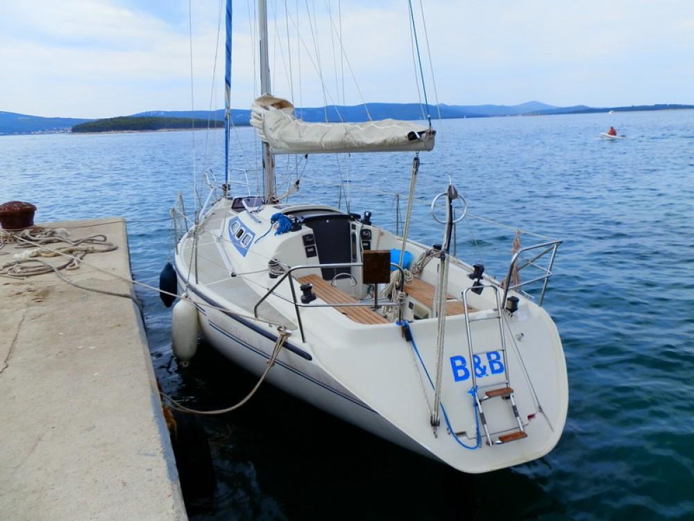 Segelboot mieten in Biograd na Moru zum besten Preis