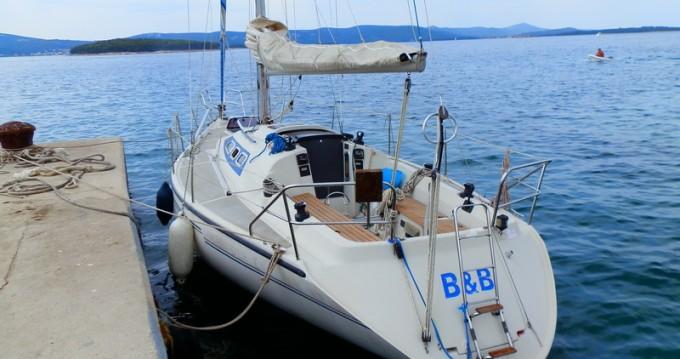 Segelboot mit oder ohne Skipper Dehler mieten in Biograd na Moru