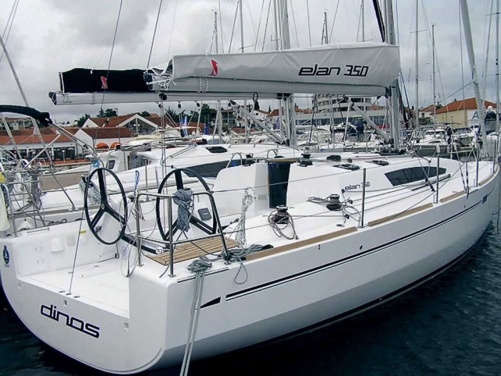 Yacht-Charter in Biograd na Moru - Elan Elan 350 auf SamBoat