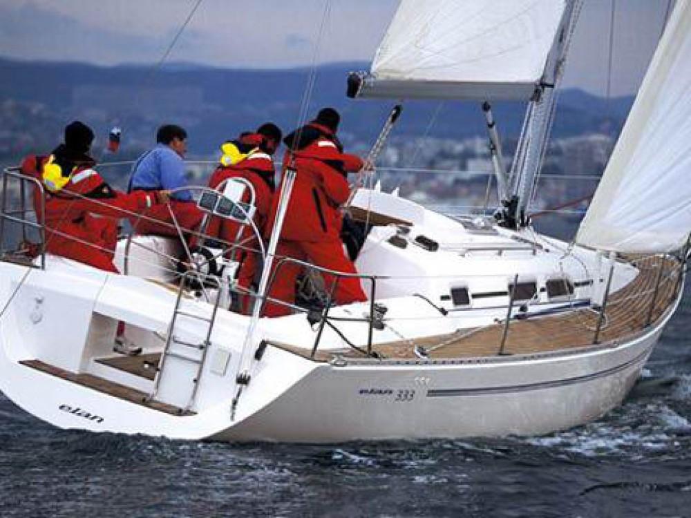 Bootsverleih Elan Elan 333 Biograd na Moru Samboat