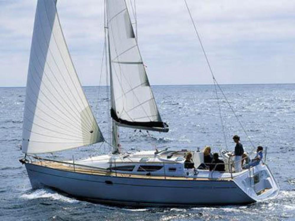 Bootsverleih Biograd na Moru günstig Sun Odyssey 35