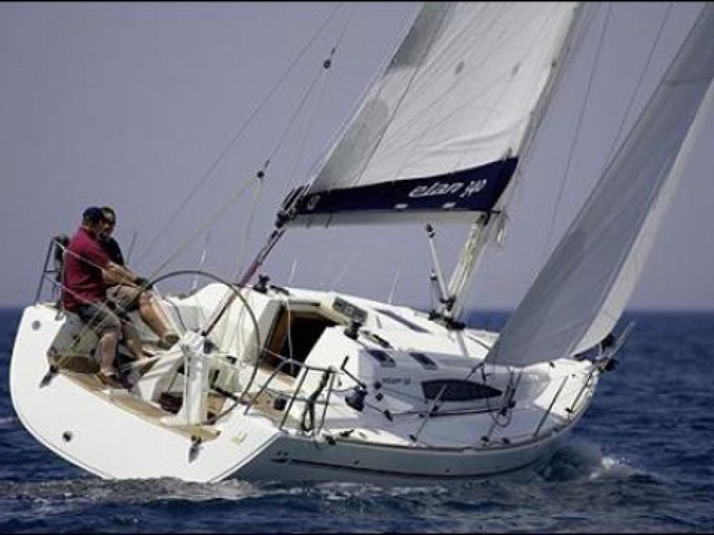 Yacht-Charter in Biograd na Moru - Elan Elan 340 auf SamBoat