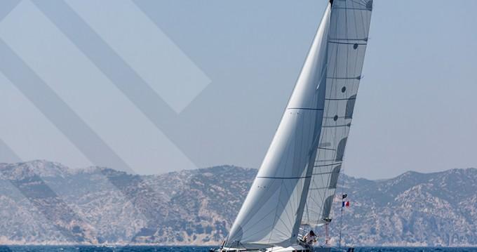 Segelboot mit oder ohne Skipper  mieten in Marseille