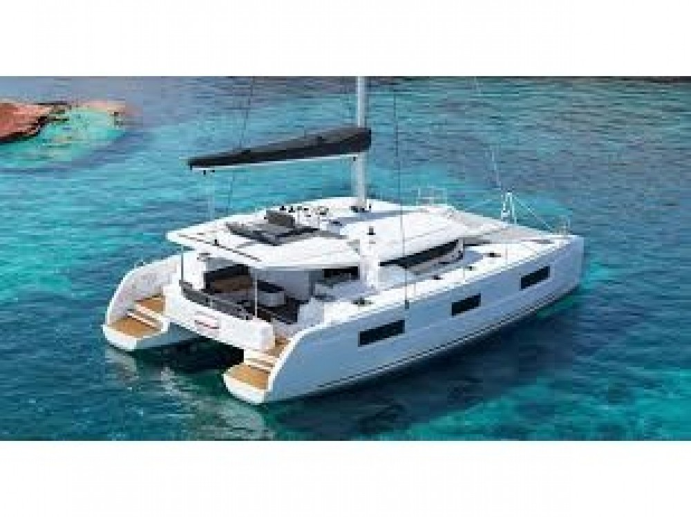 Yacht-Charter in Le Marin - Lagoon Lagoon 46 auf SamBoat