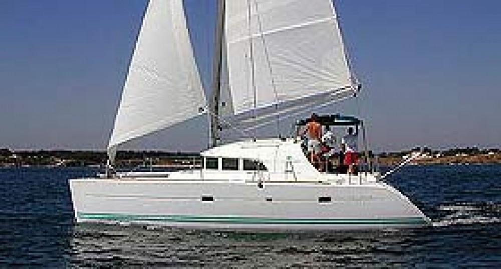 Katamaran mit oder ohne Skipper Lagoon mieten in Le Marin