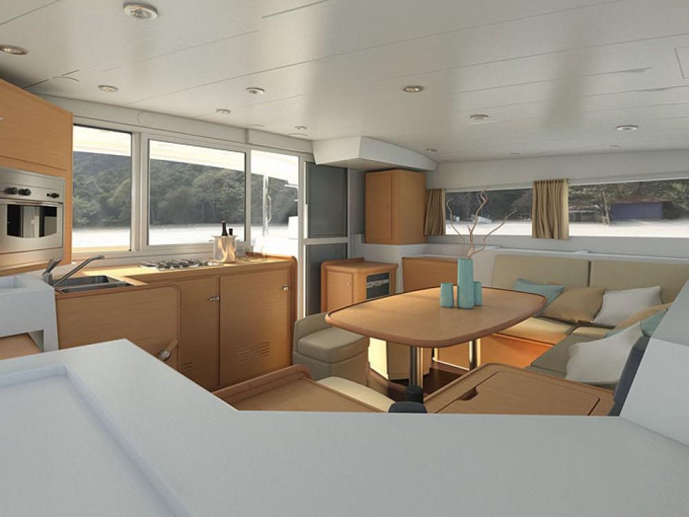 Bootsverleih Lagoon Lagoon 400 S2 Le Marin Samboat
