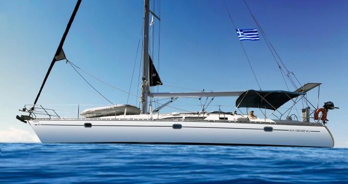 Yacht-Charter in Kavala - Jeanneau Sun Odyssey 45.2 auf SamBoat