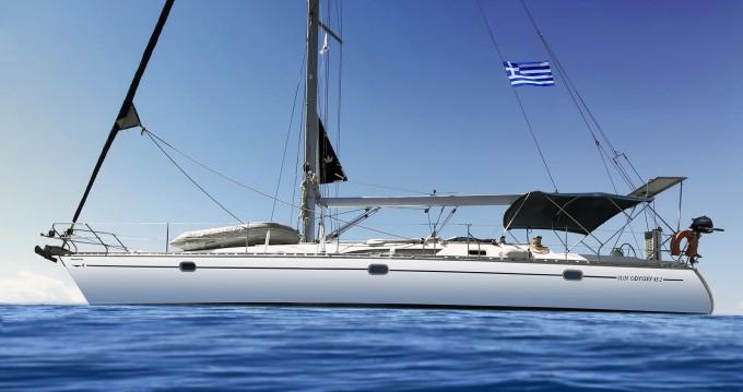 Segelboot mieten in Kavala - Jeanneau Sun Odyssey 45.2