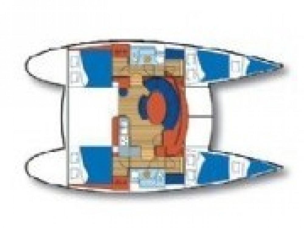 Yacht-Charter in Šibenik - Lagoon Lagoon 380 S2 auf SamBoat