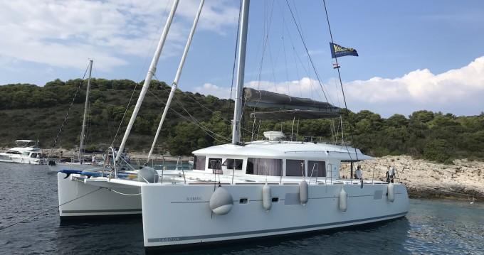 Yacht-Charter in Šibenik - Lagoon Lagoon 560 auf SamBoat