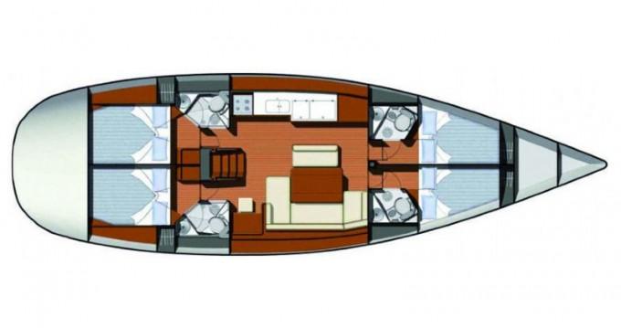 Bootsverleih Jeanneau Sun Odyssey 49i Šibenik Samboat