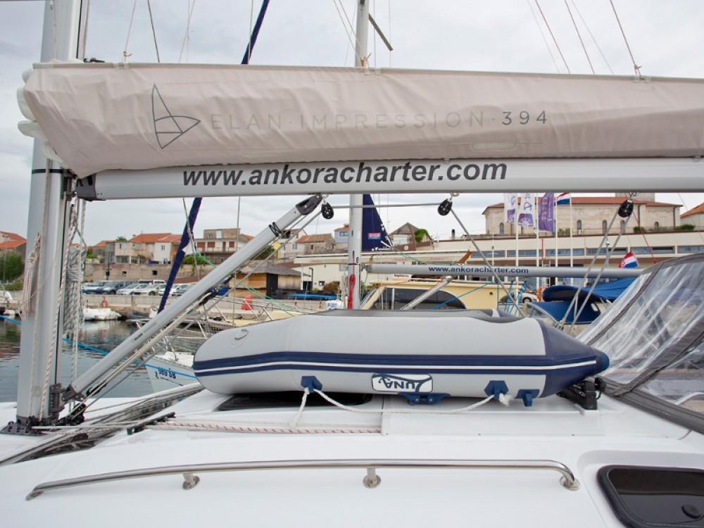 Segelboot mieten in Šibenik - Elan Elan 394 Impression