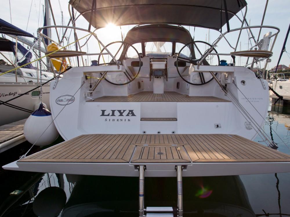 Yacht-Charter in Šibenik - Elan Elan 45 impression auf SamBoat