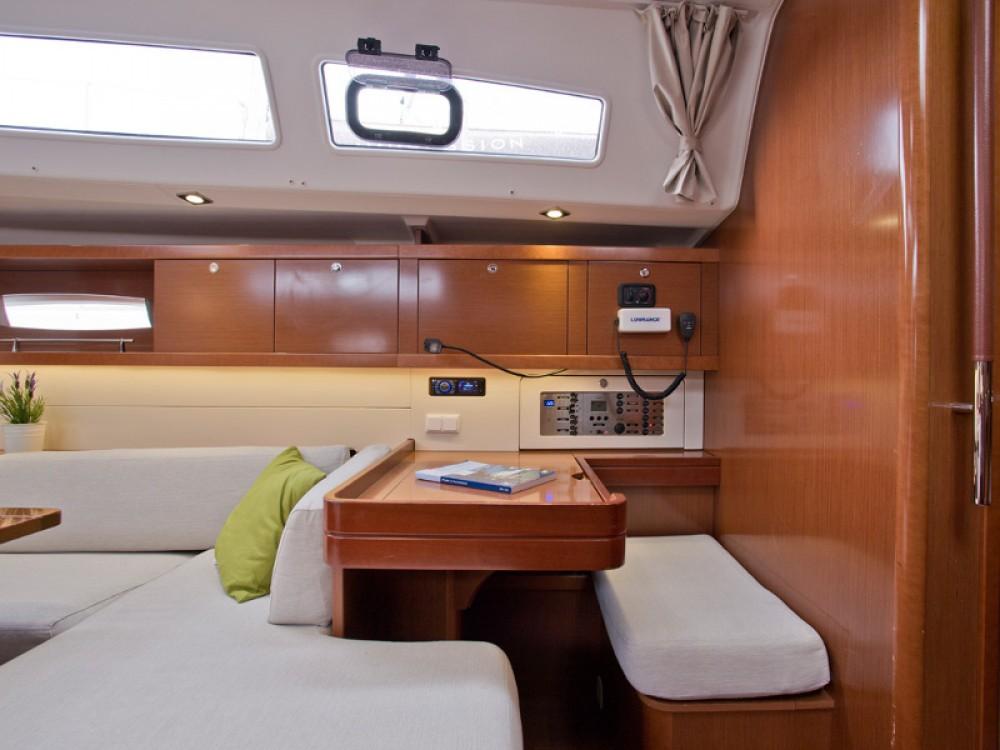 Yacht-Charter in  - Bénéteau Oceanis 50 Family auf SamBoat