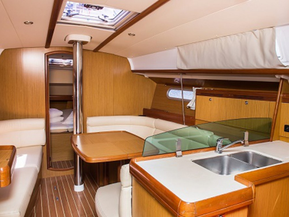 Yacht-Charter in Šibenik - Jeanneau Sun Odyssey 39i auf SamBoat