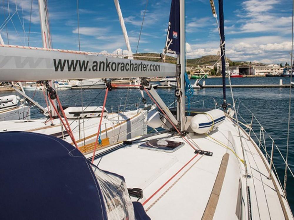 Segelboot mieten in Šibenik - Jeanneau Sun Odyssey 39i