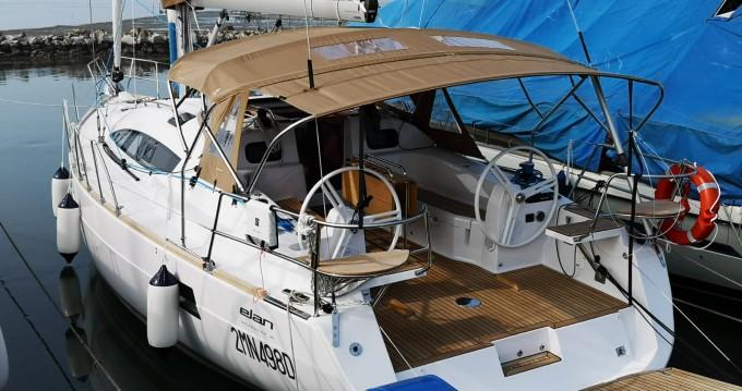 Segelboot mieten in Capo d'Orlando - Elan Impression 40