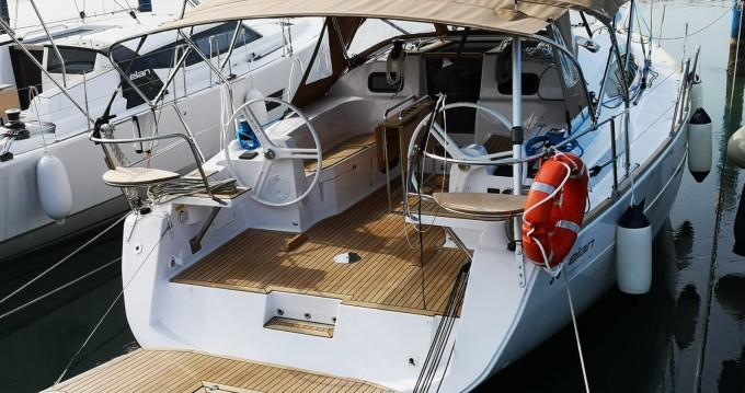 Yacht-Charter in Capo d'Orlando - Elan Impression 40 auf SamBoat