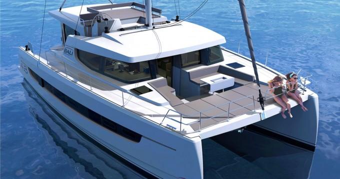 Katamaran mieten in Capo d'Orlando - Bali Catamarans Bali 4.8 Alfa.bm