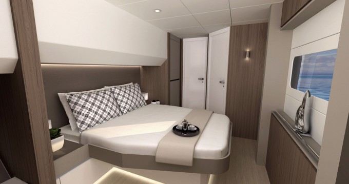Bali Catamarans Bali 4.8 Alfa.bm zwischen Privatpersonen und professionellem Anbieter Capo d'Orlando
