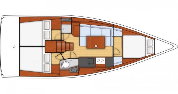 Bootsverleih Bénéteau Oceanis 38  Samboat