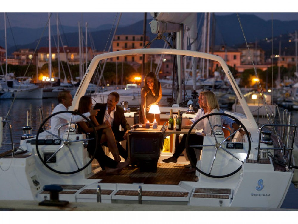 Segelboot mit oder ohne Skipper Bénéteau mieten in Lefkada