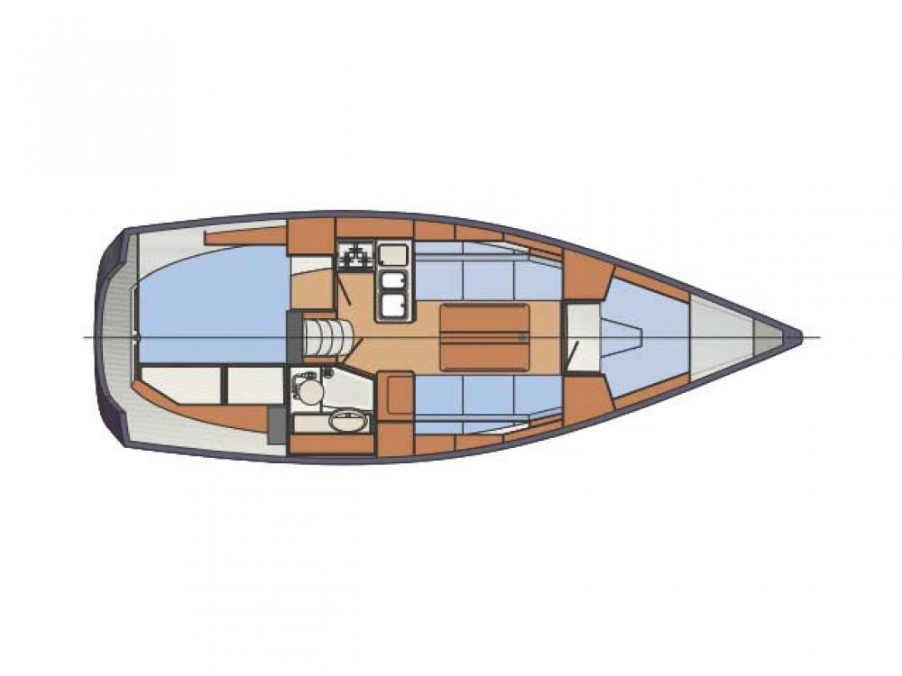 Bootsverleih Delphia Delphia 31 Šibenik Samboat