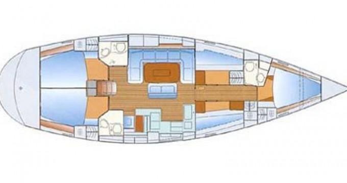 Segelboot mit oder ohne Skipper Bavaria mieten in Betina