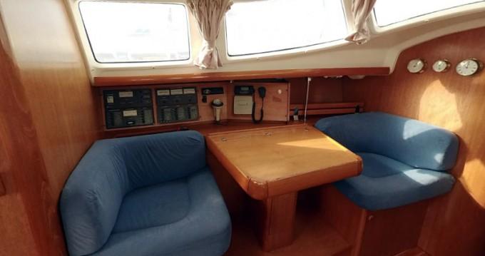 Bootsverleih Betina günstig Sun Odyssey 43DS