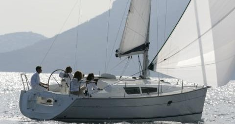 Bootsverleih Jeanneau Sun Odyssey 32i Betina Samboat