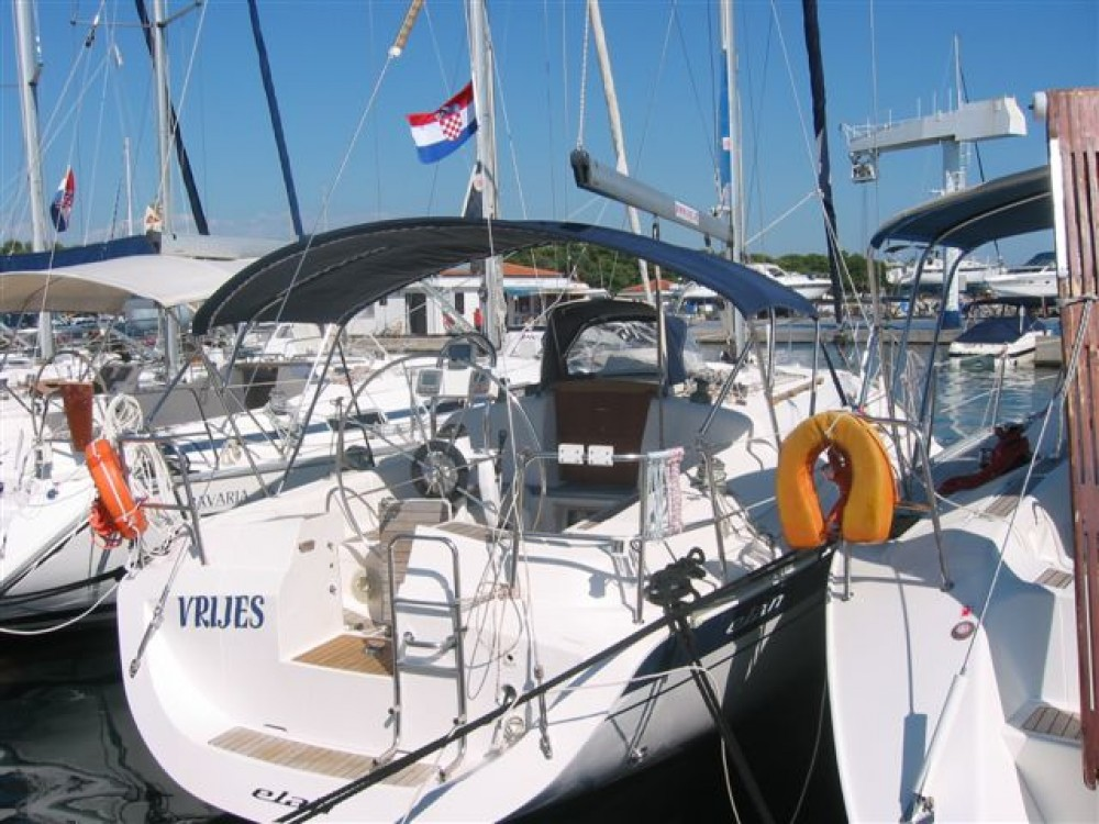 Yacht-Charter in Vodice - Elan Elan 36 auf SamBoat
