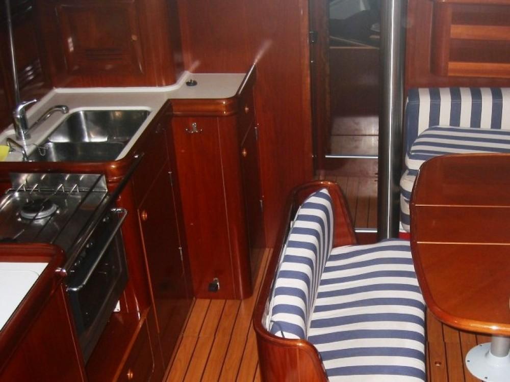 Segelboot mieten in  - Bénéteau Oceanis 411