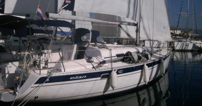 Segelboot mieten in  - Elan Elan 40