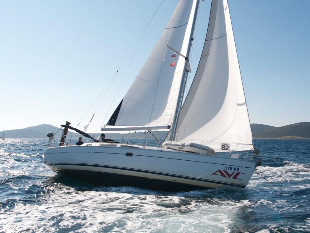Bootsverleih Jeanneau Sun Odyssey 40  Samboat
