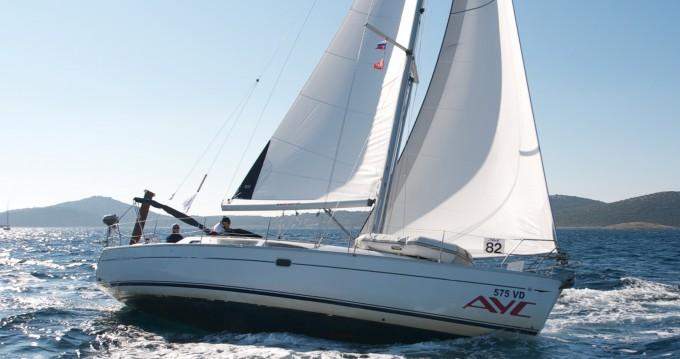 Bootsverleih Jeanneau Sun Odyssey 40 Betina Samboat