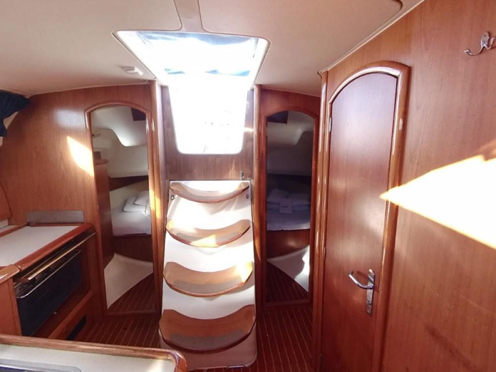 Bootsverleih  günstig Sun Odyssey 40
