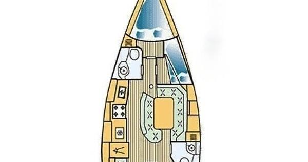 Bootsverleih Jeanneau Sun Odyssey 42.2 Betina Samboat