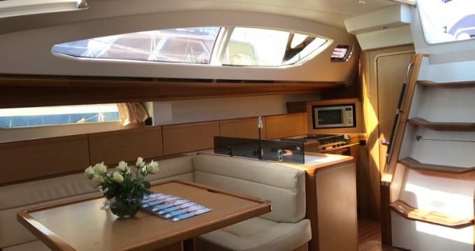Segelboot mieten in Betina - Jeanneau Sun Odyssey 50DS