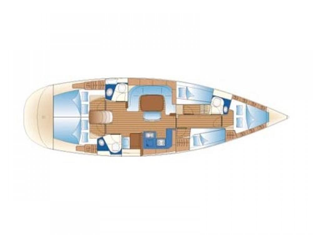 Segelboot mieten in Vodice - Bavaria Bavaria 49
