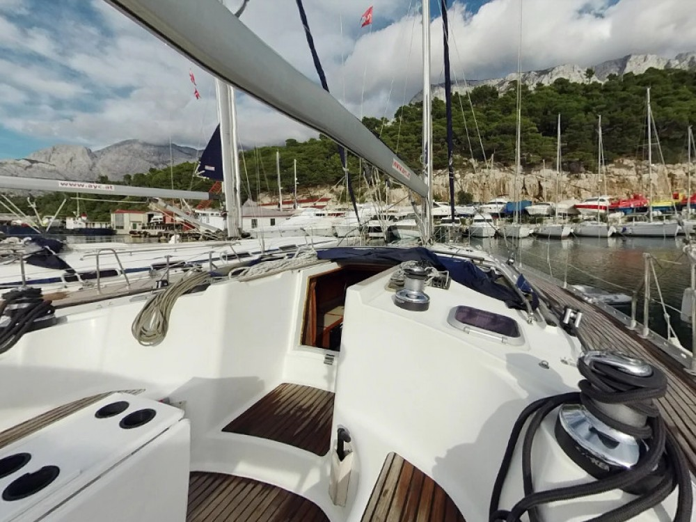 Yacht-Charter in  - Jeanneau Sun Odyssey 45.2 auf SamBoat