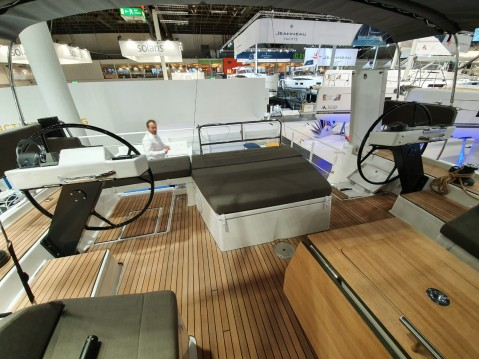 Bootsverleih Porto Rotondo günstig Dufour 530 Exclusive 2020