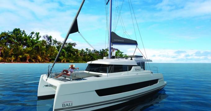 Katamaran mieten in Porto Rotondo - Bali Catamarans Bali Catspace Voile