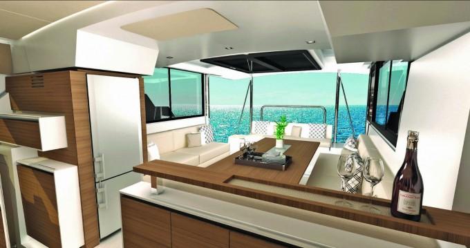 Bootsverleih Bali Catamarans Bali Catspace Voile Porto Rotondo Samboat