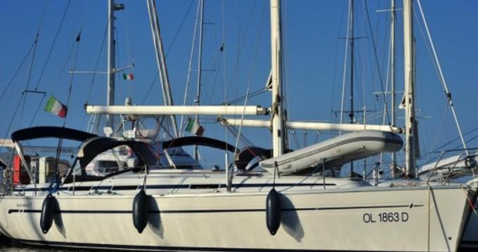 Bootsverleih Marina di Portisco günstig Bavaria 38